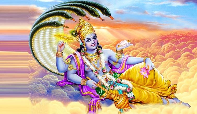 Thần bảo tồn Vishnu