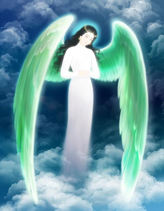 Các tiên nữ sứ Ba Tư Peri