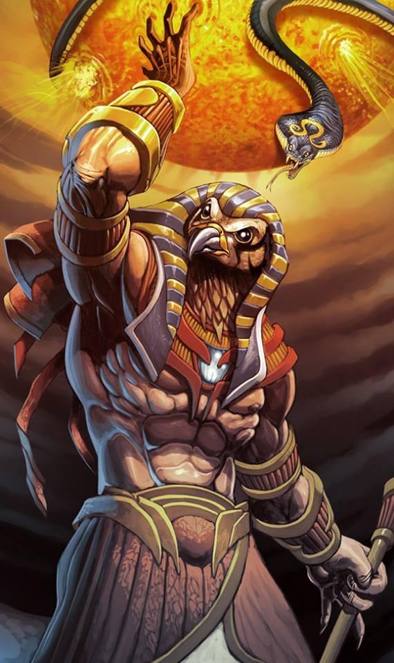 Sự ra đời của Horus hay nguồn gốc một năm có 365 ngày
