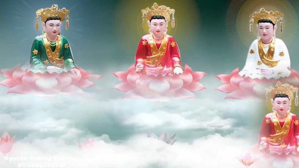 Tam tòa thánh Mẫu trong đạo mẫu Việt Nam