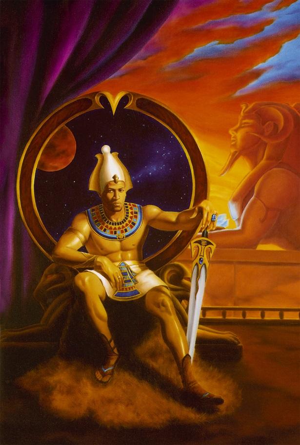 Thần Amun