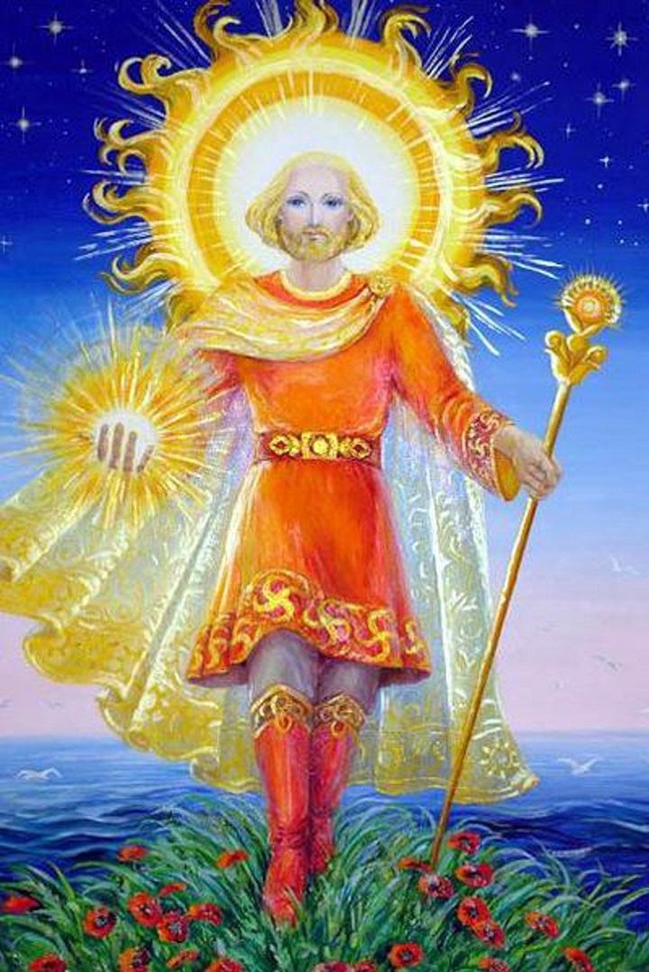 Thần mặt trời Dazbog