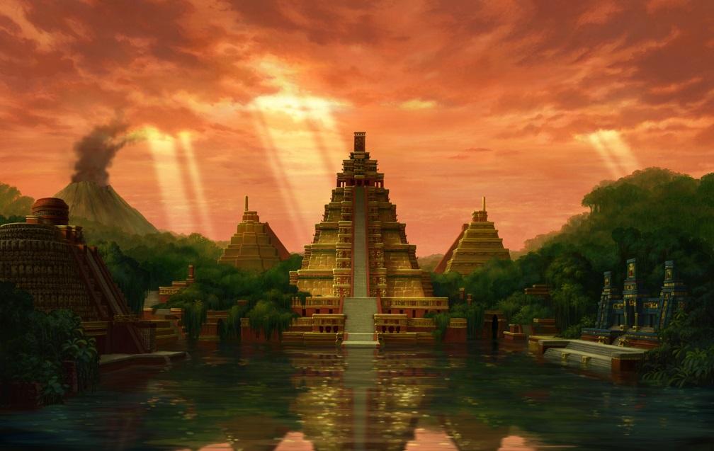 El Dorado thành phố rát vàng