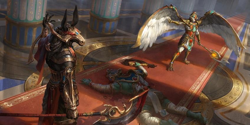Xung đột giữ Horus và Set