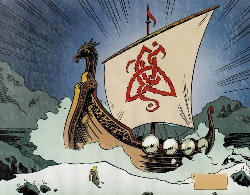 Skidbladnir - con tàu tuyệt hảo nhất