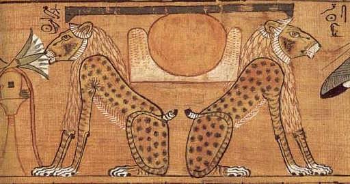 Người chèo đò ở Duat - Thần Aker