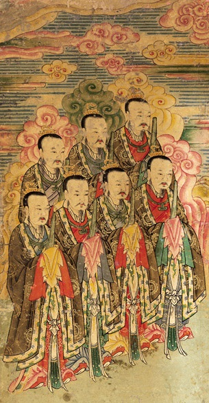 Các vị thần Trung Quốc