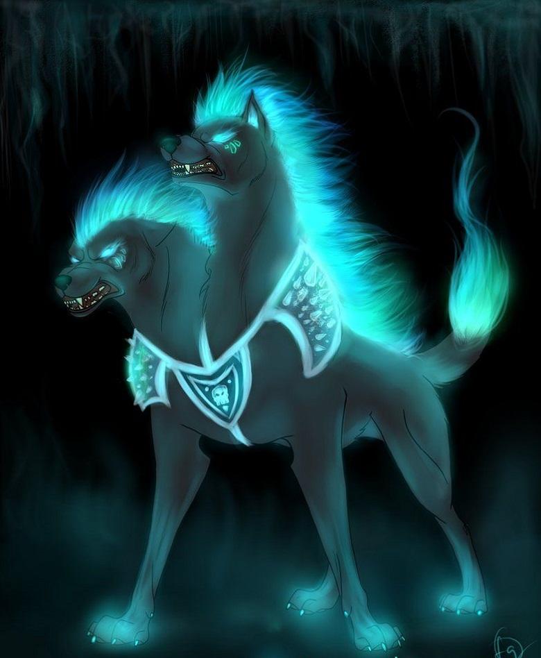 Chó ngao Orthrus