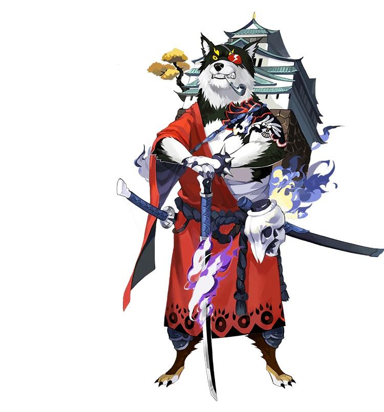 Khuyển thần Inugami (犬神)