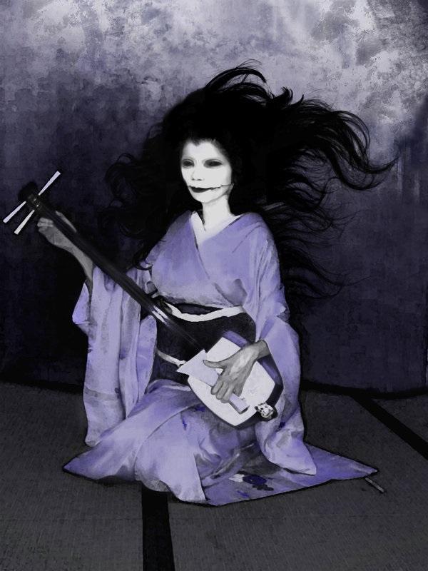 Người đàn bà rạch miệng Kuchisake-onna