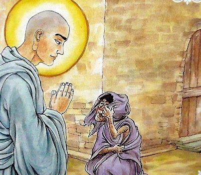 """Phật dạy """"bán nghèo"""" để giàu có"""