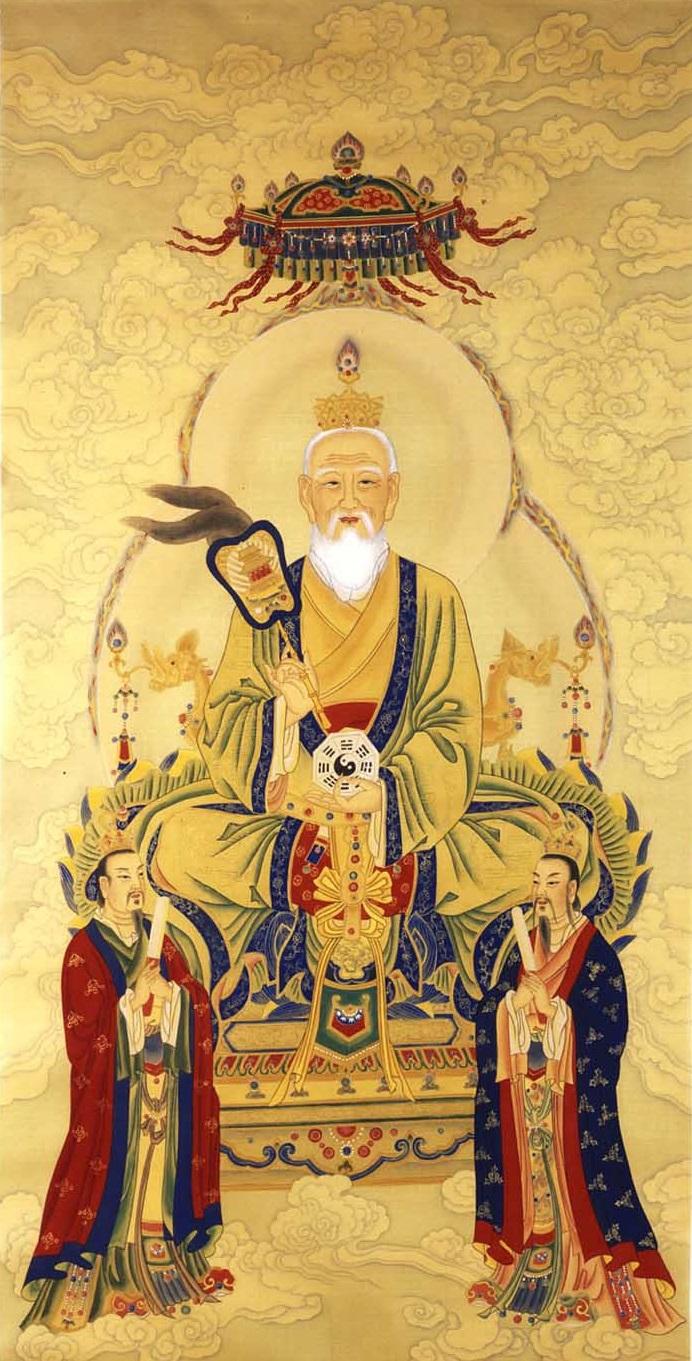 Đạo Đức Thiên Tôn hay Thái Thượng Lão Quân