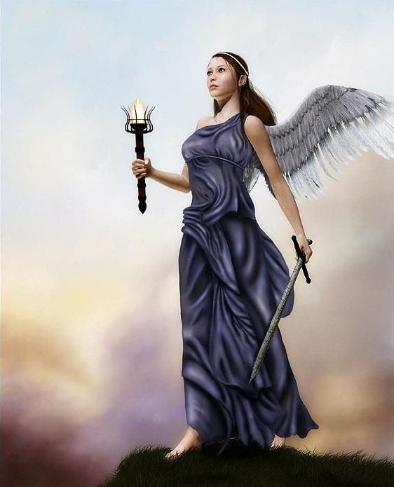Nữ thần chiến thắng Vica Pota