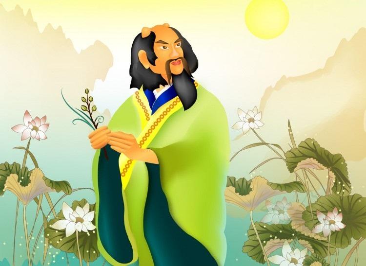 Thần nông Viêm đế - Ông tổ ngành nông nghiệp