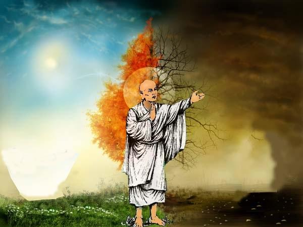 Tinh tấn vì đạo hay là Tôn Giả Phú Lâu Na