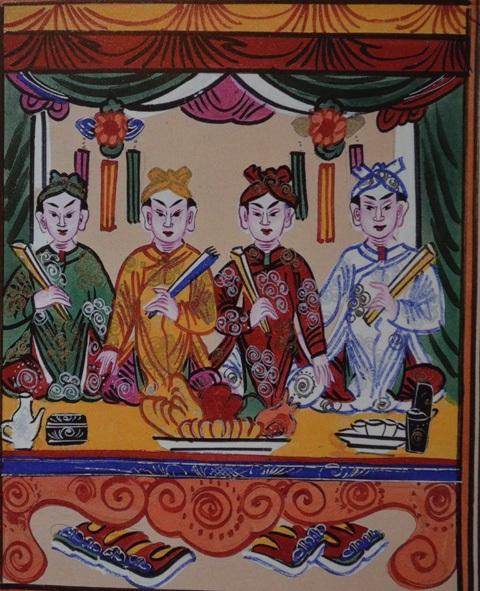 Thần thoại Tứ phủ Ông Hoàng trong đạo mẫu Việt Nam
