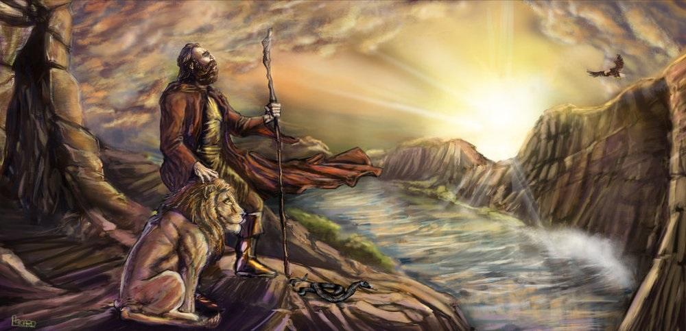 Ahura Mazda người sáng lập nên Hỏa giáo