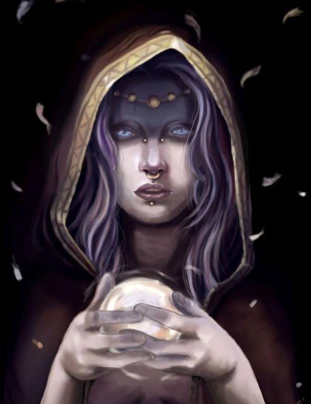 Nữ hoàng của Formorian - Cethlenn
