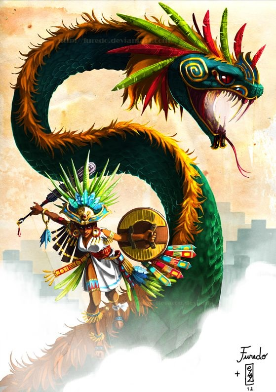 Chuyện Quetzacoalt và Mayahuel