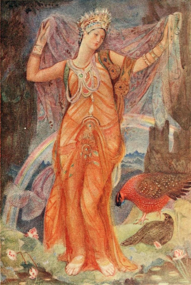 Vụ tai tiếng giữa nữ thần tình yêu Ishtar và Shukaletuda