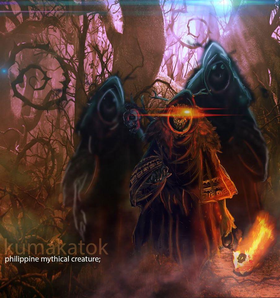 Những linh hồn báo tử Kumakatok