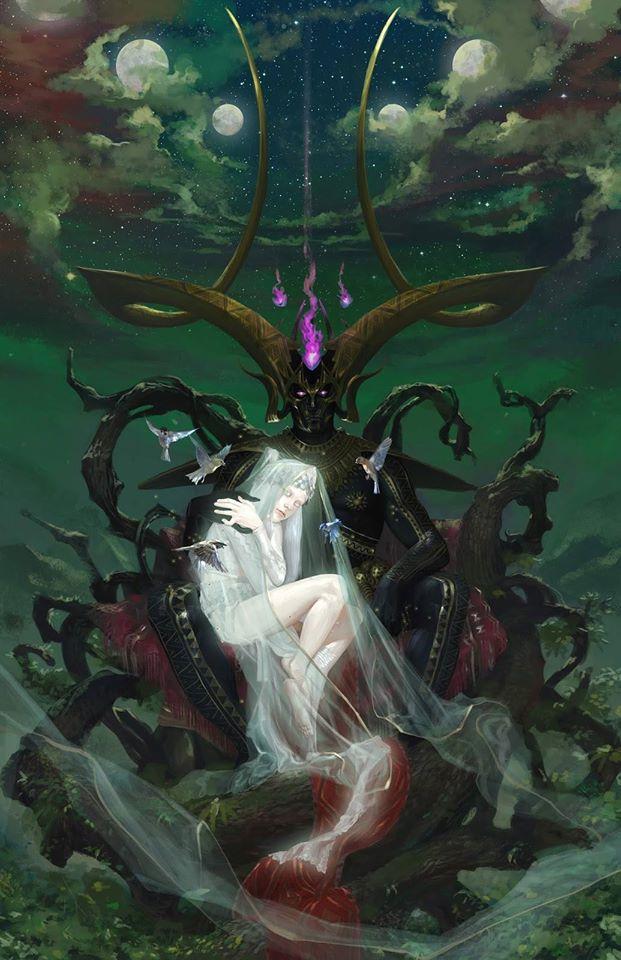 Chuyện tình giữa thần chết Sidapavà cậu bé mặt trăng Bulan