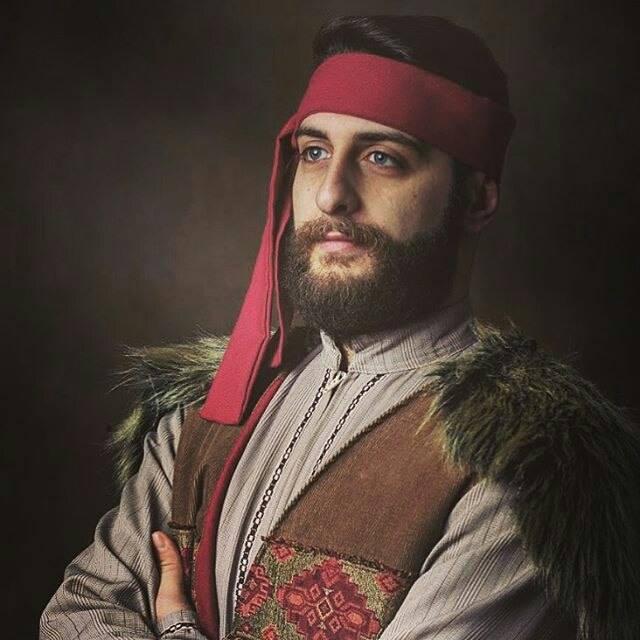 Vua Ara đẹp trai