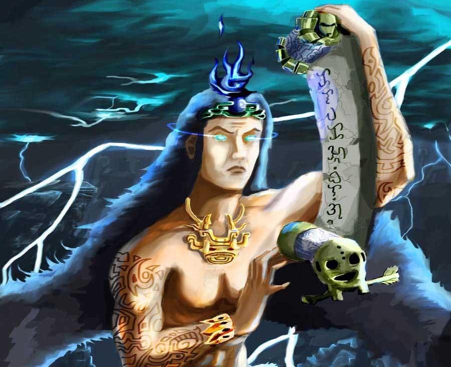 Bathala - đấng sáng tạo ra thế giới và con người