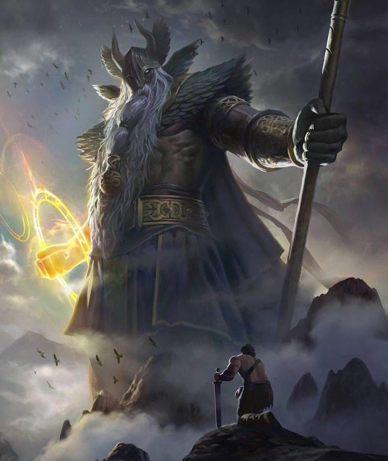 Cái kết Odin dành cho những kẻ trốn nghĩa vụ