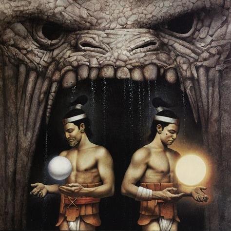 Những cặp sinh đôi thần thánh của thần thoại Maya
