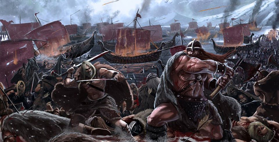 Cuộc chiến của các vị thần Aesir và Vanir