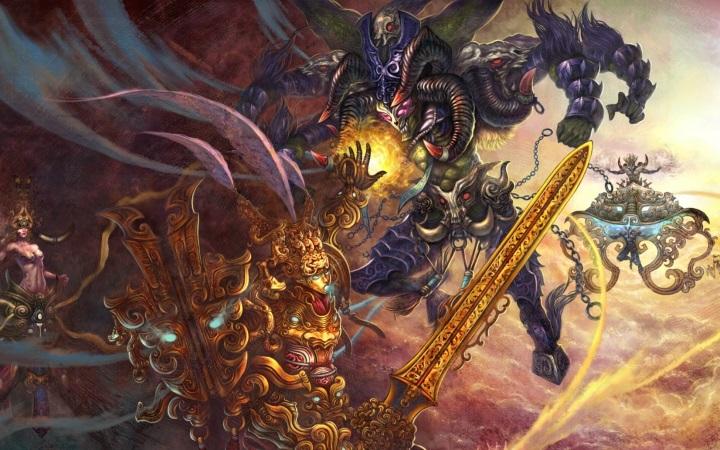 Cuộc đại chiến Hoàng Đế và Xi Vưu