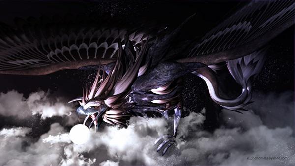 Đại quái điểu khổng lồ Minokawa