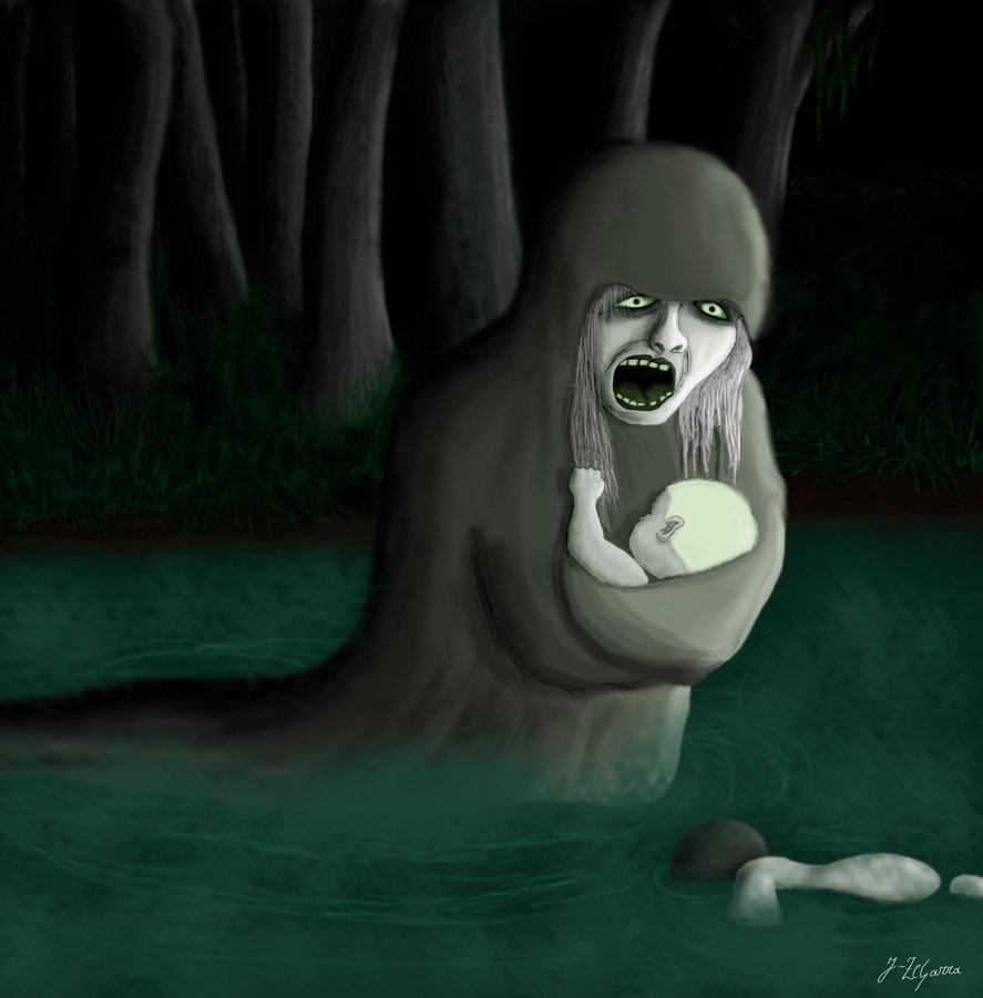La Llorona - Truyền thuyết về mẹ ma than khóc