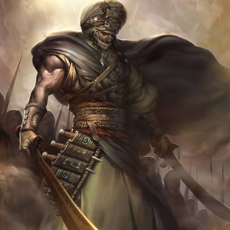 Người anh hùng Keresaspa