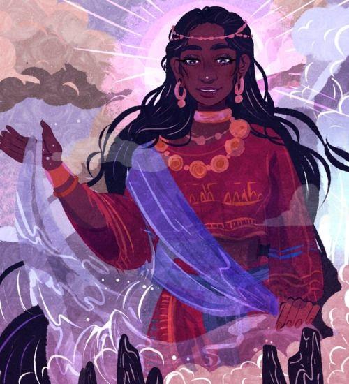 Diyan Masalanta - Nữ thần tình yêu của Tagalog