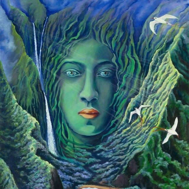 Nữ thần của sự phồn thịnh Kapo