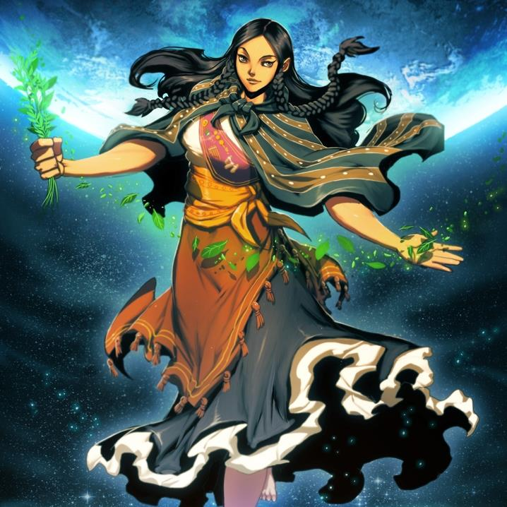 Nữ thần đất Mama Pacha