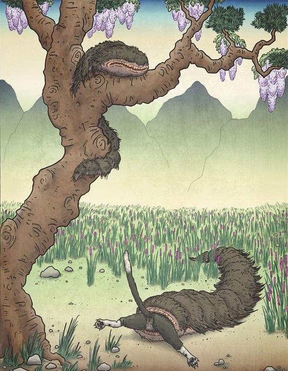 Con rắn Nozuchi
