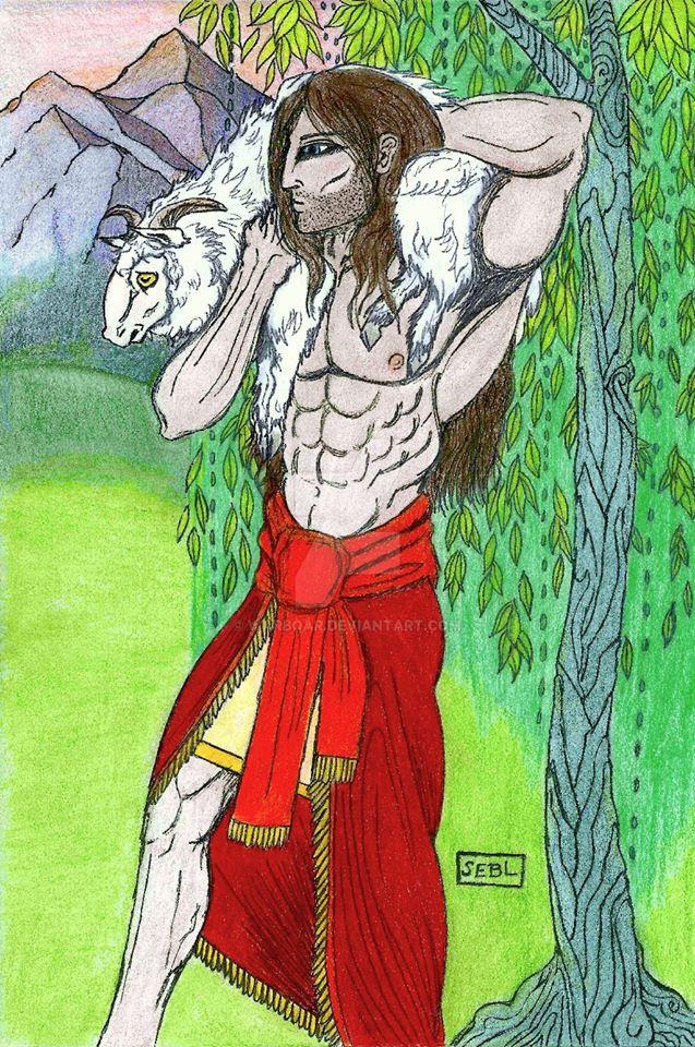 Tammuz - người chồng bạc phận của nữ thàn Ishtar