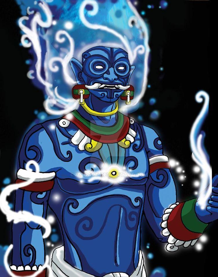 Thần tối cao Tlaloc