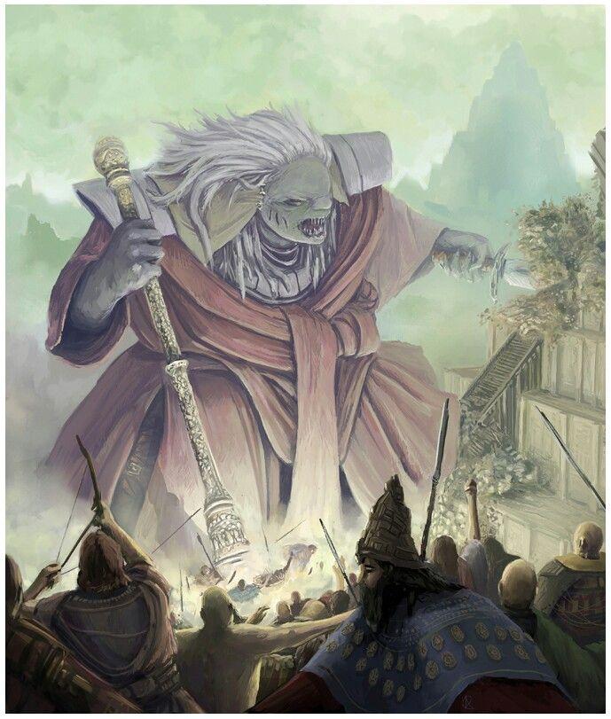 Vị thần của sự diệt vong Erra