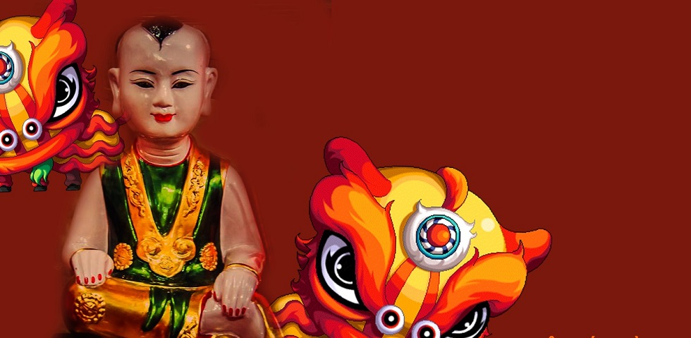 Tứ Phủ Thánh Cậu trong đạo mẫu Việt Nam