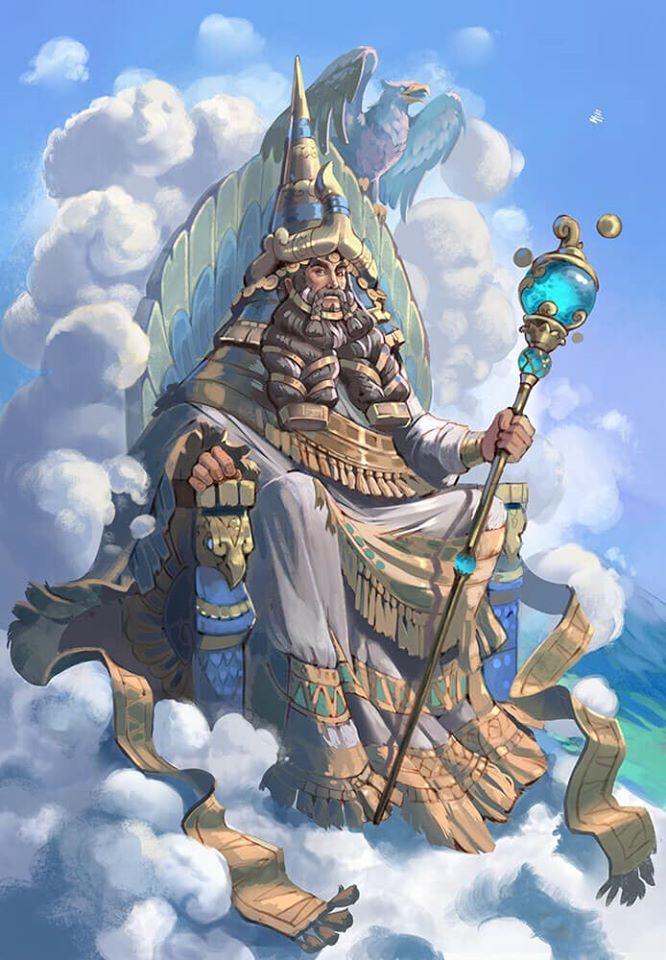 Thần tối cao Anu