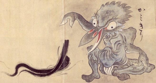 Yêu quái Kamikiri