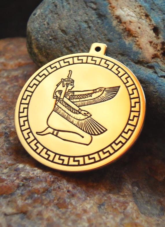Amulet bùa hộ mệnh của người Ai Cập