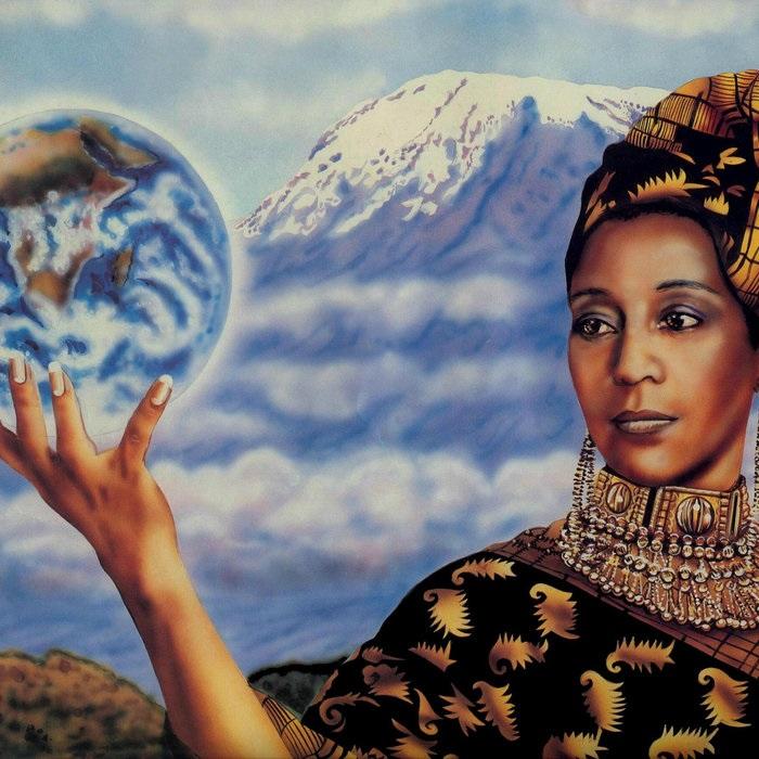 Mawu-Lisa mặt trời và mặt trăng của dân tộc Fon