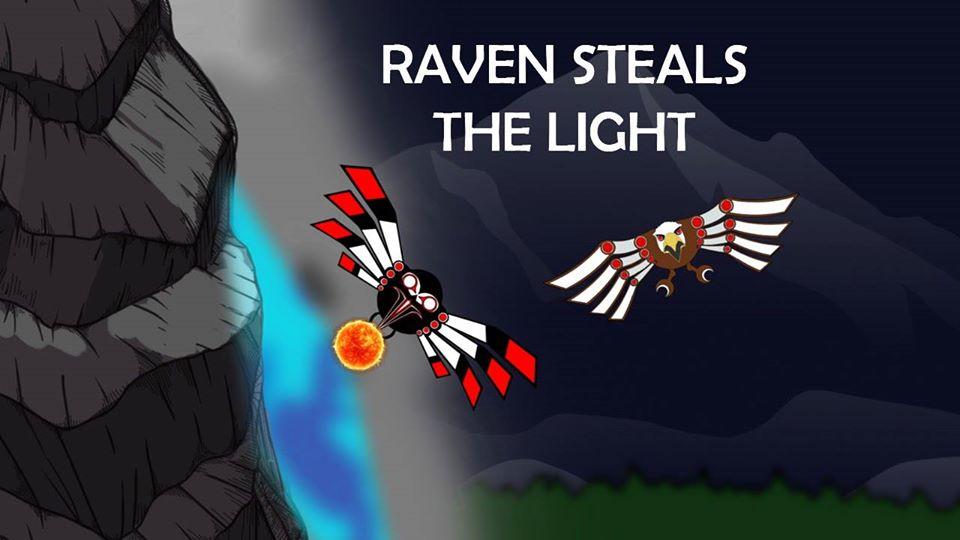 Thần Raven trộm sao