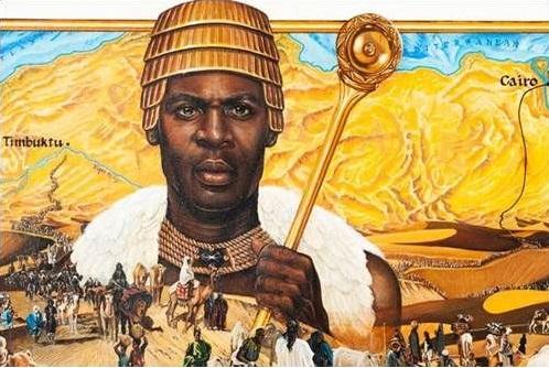 Sundiata Keita - Vua sư tử Mali