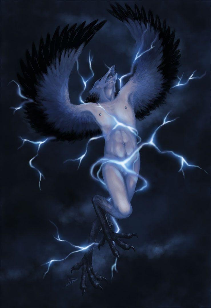Chim sét Impundulu